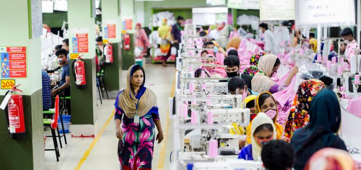 Bangladesh garment industry 1920x960 Bangladeshs garment industry employs about 4.4 million people mostly women. © Drik Gallery 1