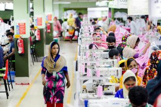 Bangladesh garment industry 1920x960 Bangladeshs garment industry employs about 4.4 million people mostly women. © Drik Gallery 2