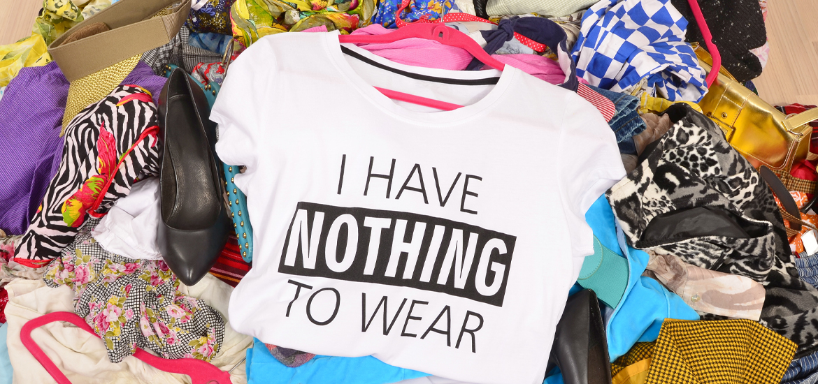 I have nothing to wear fast fashion